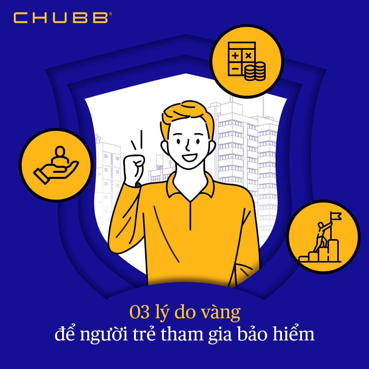 sản phẩm Bảo hiểm Chubb Life