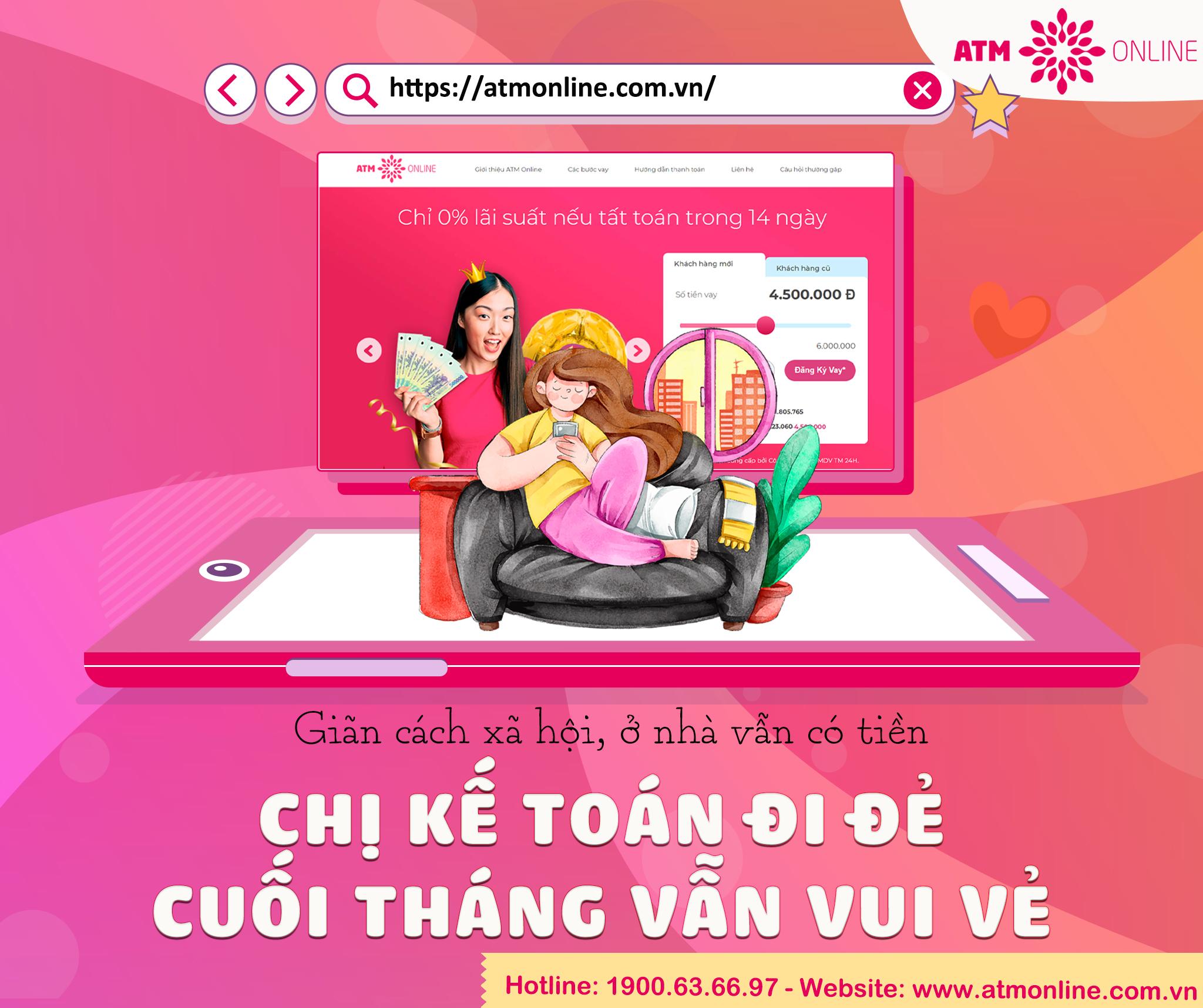 Giới thiệu về ATM Online.