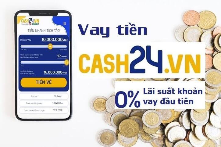 cash24 cho vay nhanh