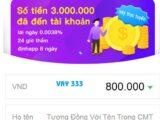 Easy Pay vay nhanh 3.000.000 VNĐ trong 15 phút